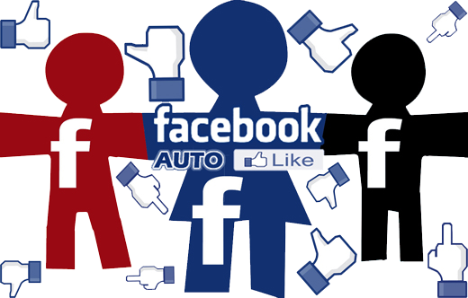 Auto liker-Get Likes on your dps