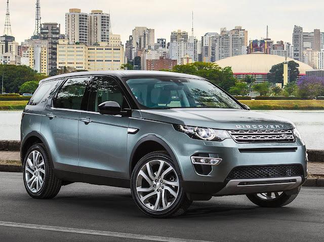 Land Rover inicia troca de motores Ford por Ingenium