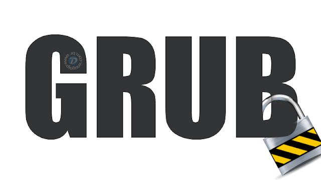 Como colocar senha no Grub