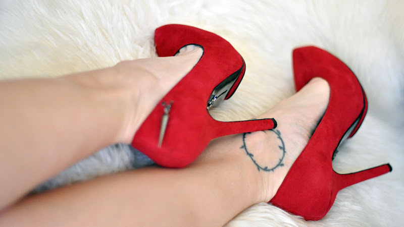 High Heels and Tattoos HD