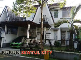 Rp.850 Jt Dijual Rumah Siap Huni Di Cluster Taman Venesia Sentul City Bogor (code :241)