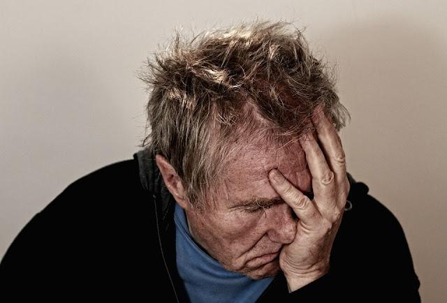 Antara Depresi dan Stroke