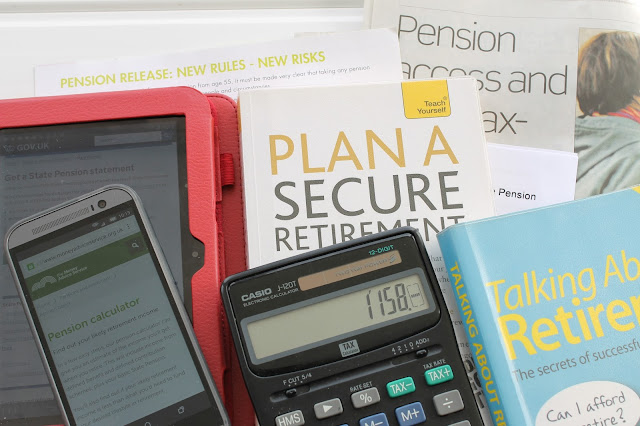 Reviewing your personal pension retirement personal finance