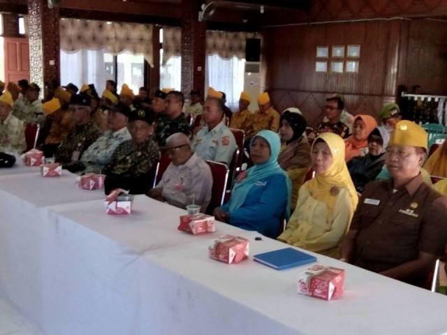 Legiun Veteran Padang Pariaman Gelar Muscab