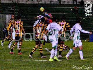 Oriente Petrolero - Rodrigo Vargas - Marvin Bejarano - DaleOoo.com web del Club Oriente Petrolero