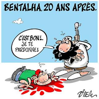 Algérie : massacre de Bentalha