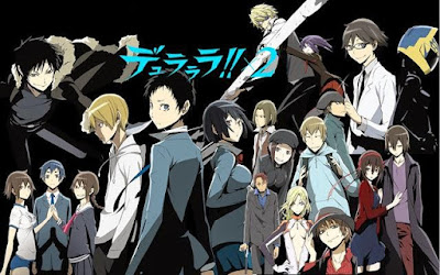 Download Durarara x2 Ketsu BD Subtitle Indonesia