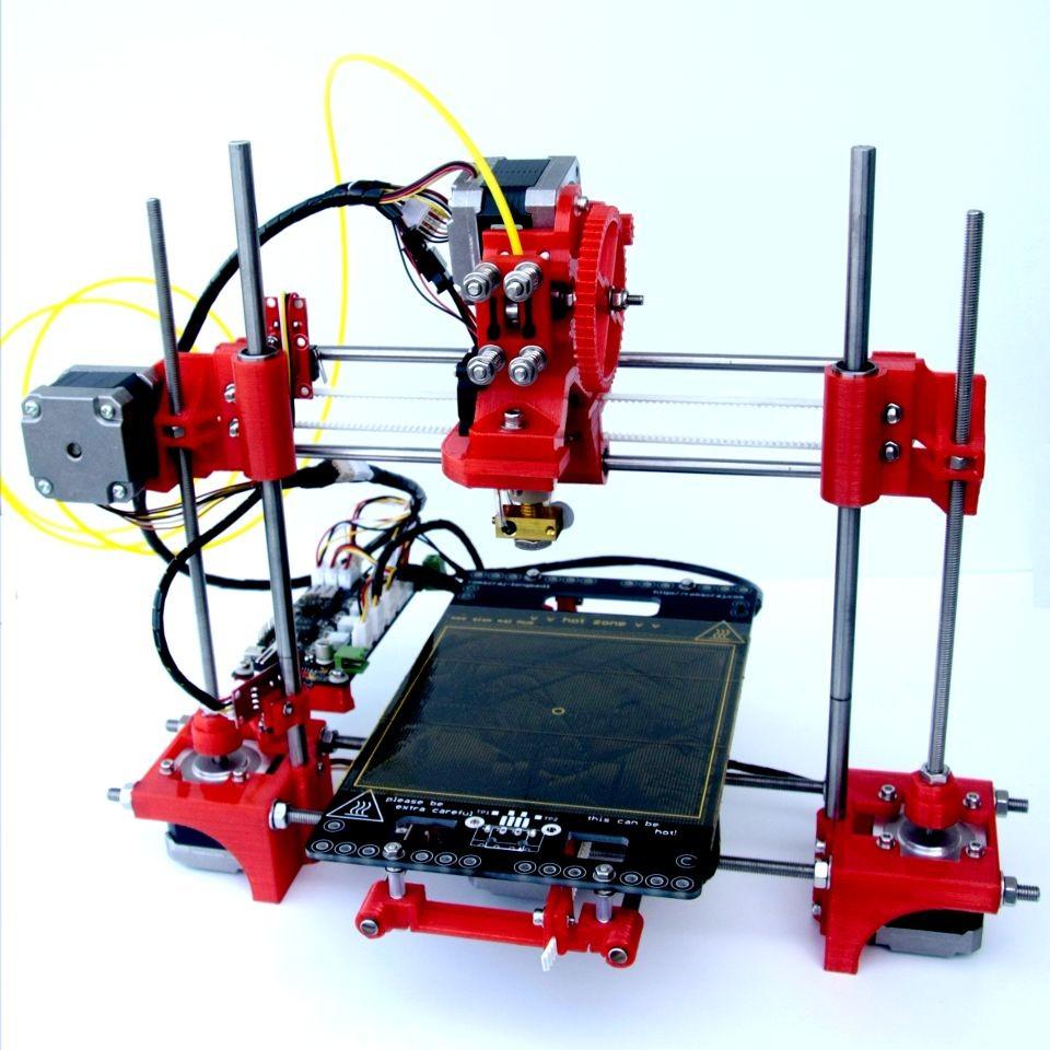 DIY 3D Printing: New Low-cost 3d Printer: Portabee