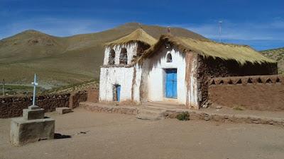 Iglesia en Machuca