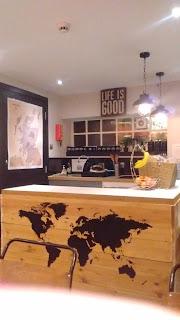 code hostel kitchen