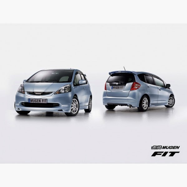 Body Kit Honda Jazz S 2008-2011 Mugen LG