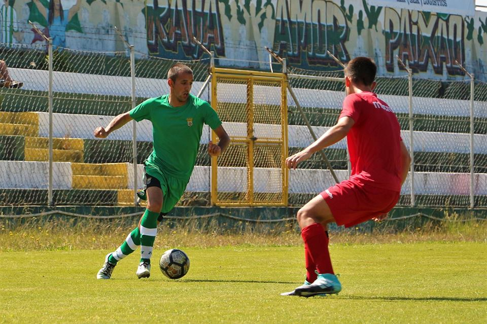 Campeonato Portugal: Resultados dos jogos de pré-época