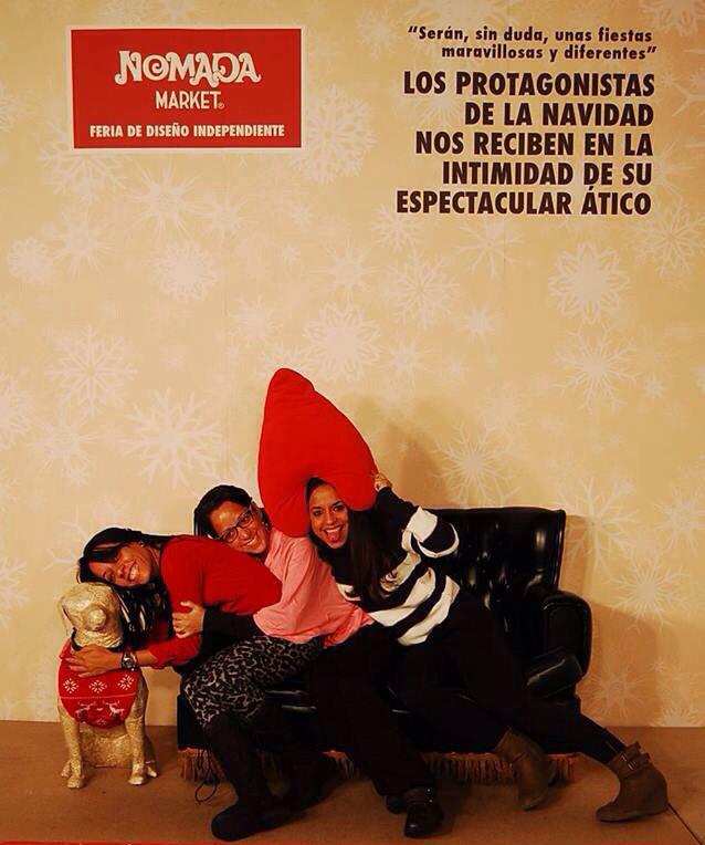 Valentina Vaguada: flea market, nomada,Madrid, spain