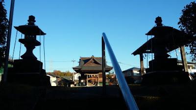 町田小山の御嶽神社