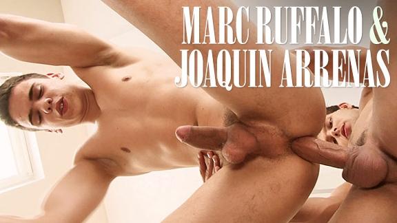 Marc Ruffalo & Joaquin Arrenas (Bareback)