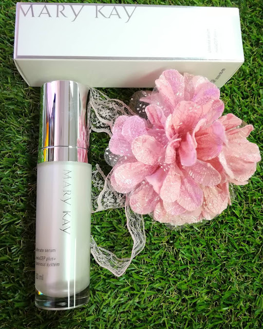 REWARD YOURSELF | MARY KAY ULTIMATE  SERUM MELACEP PLUS+ TM LUMINOS SYSTEM