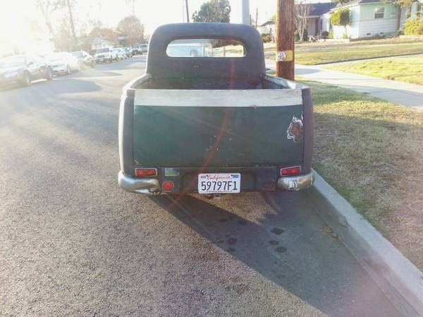 Just A Car Geek: 1959 Volvo 445 Pick-Up Truck