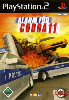 Alarm for Cobra 11: Hot Pursuit PS2