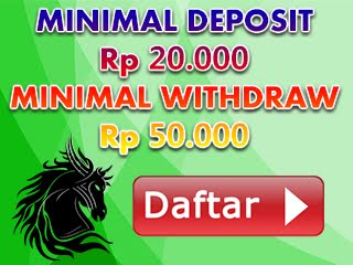 MINIMAL DEPOSIT DAN WITHDRAW