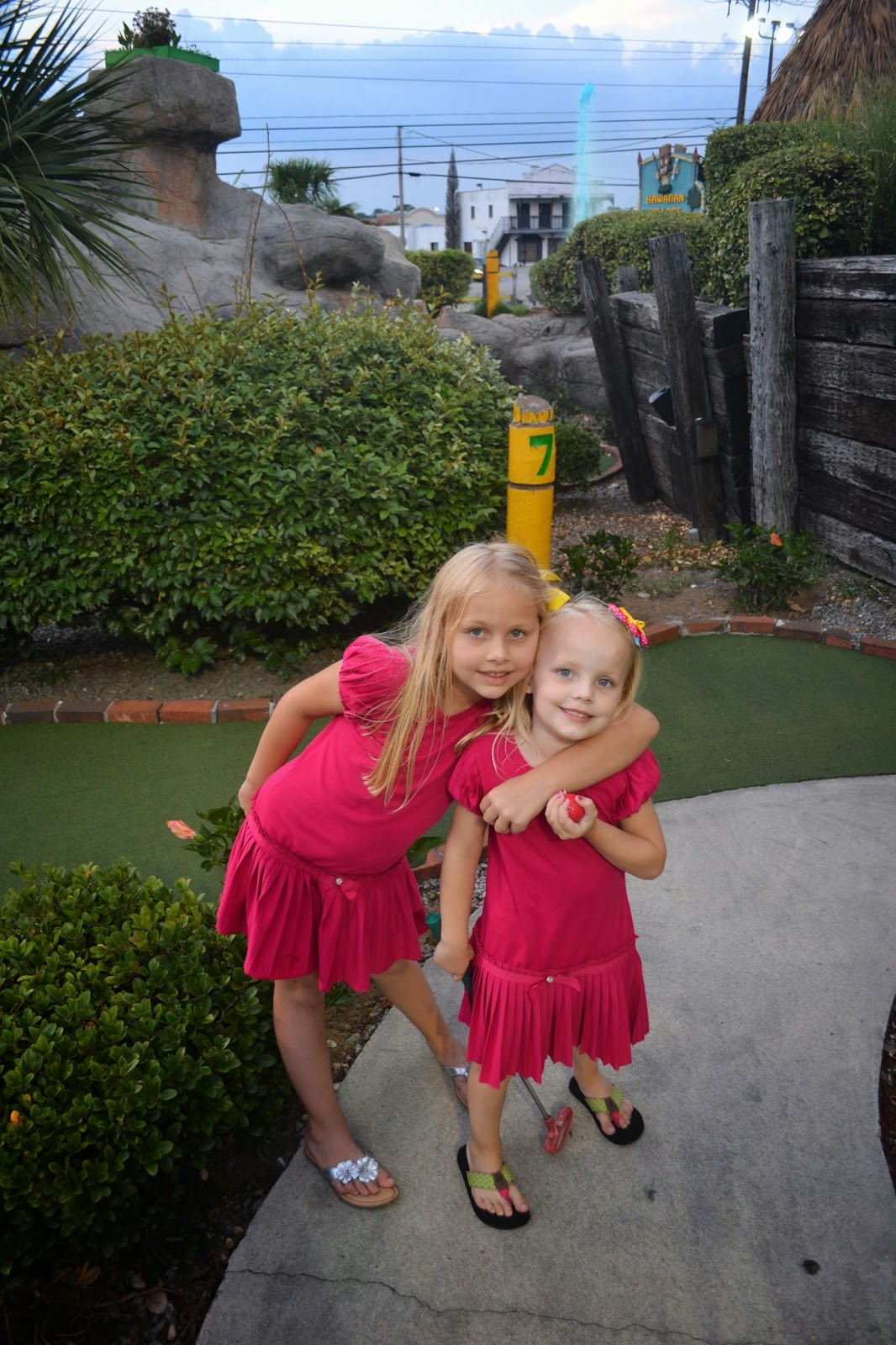 More Mini Golf in Myrtle Beach