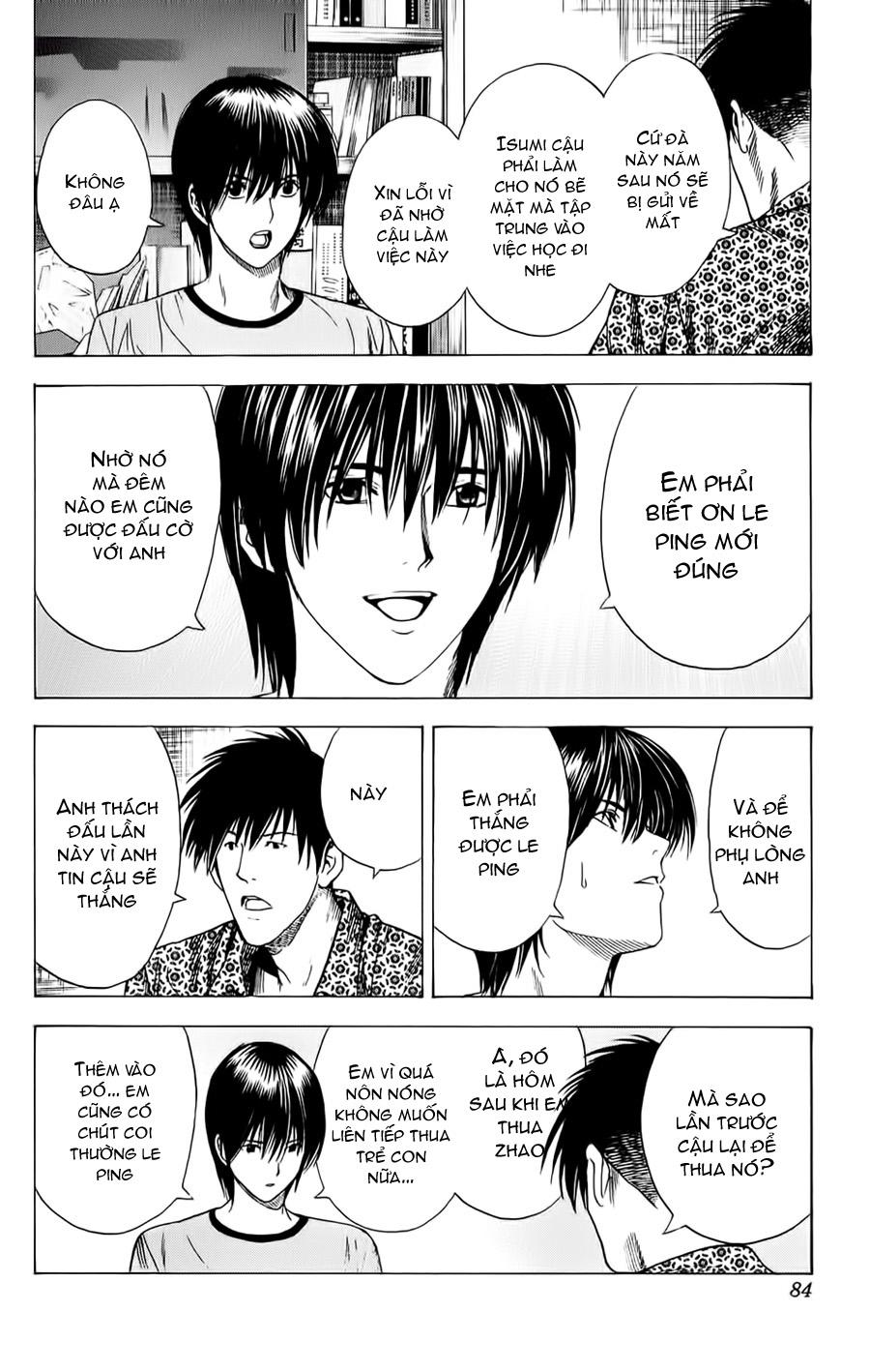 Hikaru No Go hikaru no go chap 134 trang 15