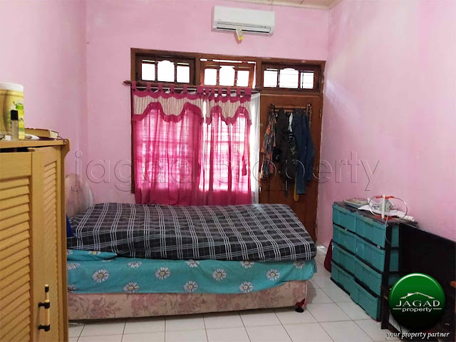 Rumah dalam Perum dekat Jogja Bay