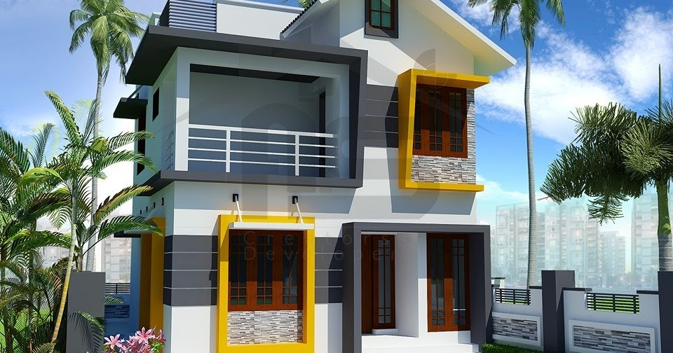 900 sq ft house plans in kerala kerala house plans for Kerala home plan and elevation 1000 sq ft