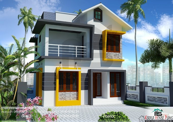 900 sq ft house plans in kerala