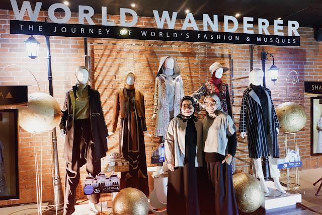 world wanderer representasi perjalanan 30 tahun shafira menjelajah dunia