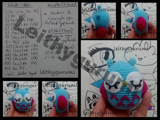 Organik Bebek Amigurumi zeynep - Photos   Facebook   405x540