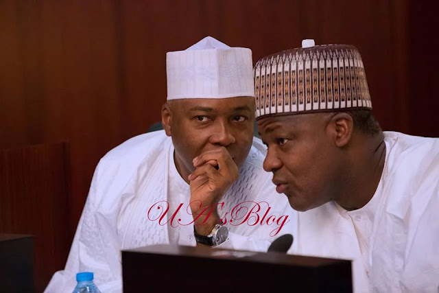 Saraki, Dogara decry 'desecration of legislative sanctity' in Benue