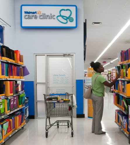 The Rural Blog: Wal-Mart opens primary-care clinics in ...