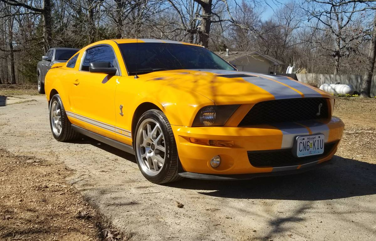 I have a 07 shelby for sale car is completely stock has the supercharged 5 4l engine car has 114k miles on it had new clutches and plugs put in