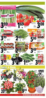 Metro Weekly Flyer and Circulaire April 26 - May 2, 2018