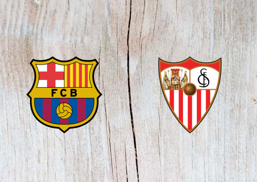 Barcelona vs Sevilla Full Match & Highlights 20 October 2018