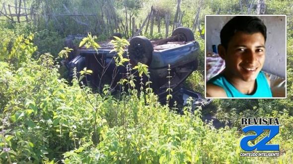 Colisão entre carro e moto deixa vitima fatal em Esperantina
