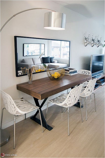 Dining Rooms For Very Small Spaces 4