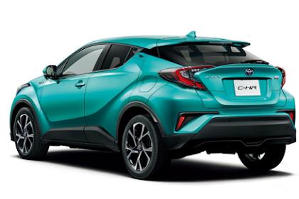 Spesifikasi dan Harga Toyota CHR