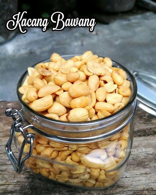 Resep dan Cara Membuat Kacang Bawang Anti Gagal