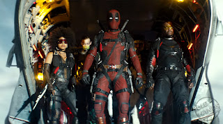 FOX Deadpool 2 Trailer X-Force Reveal