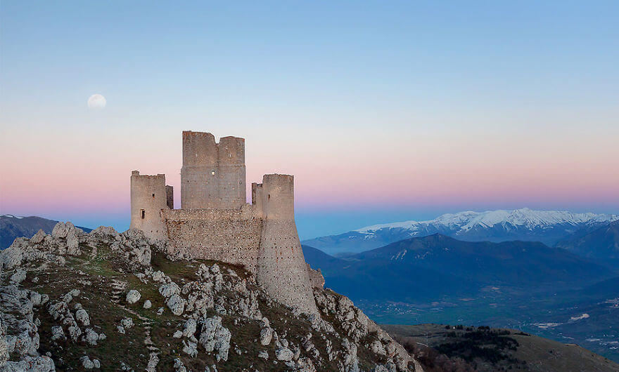 If You Ever Dreamed Of Owning A Castle, Italy Is Now Giving You That Chance