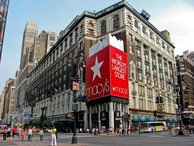 Loja da Macy's na Quinta Avenida em Nova York