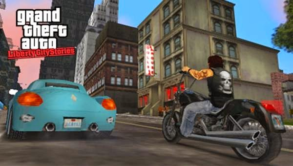 Grand Theft Auto Liberty City Stories screen shot