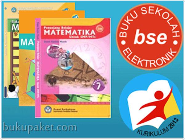 buku paket matematika sd smp sma dan smk