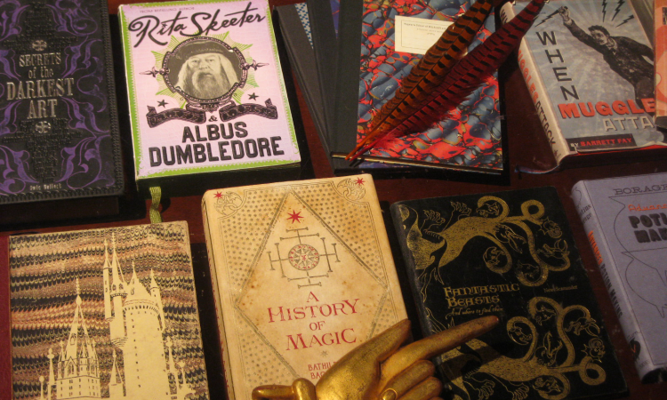 MinaLima A Celebration of Harry Potter Universal Orlando
