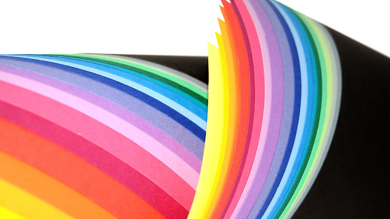 Colored Paper HD 2