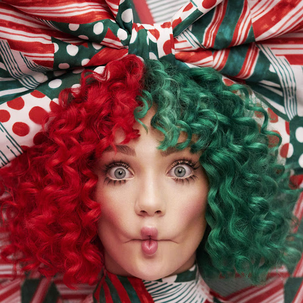Sia - Santa's Coming For Us - Single Cover