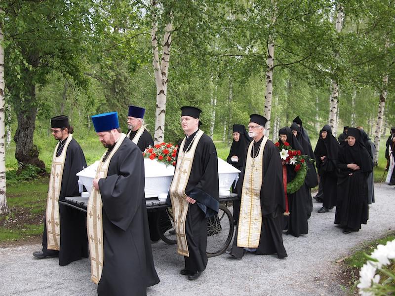 Ortodoksi Hautajaiset