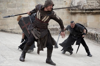 Cinéma : Assassin's Creed de Justin Kurzel - Avec Michael Fassbender, Marion Cotillard, Jeremy Irons