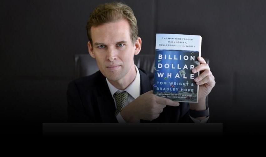 Billion Dollar Whale 1MDB True Crime Fiction Book